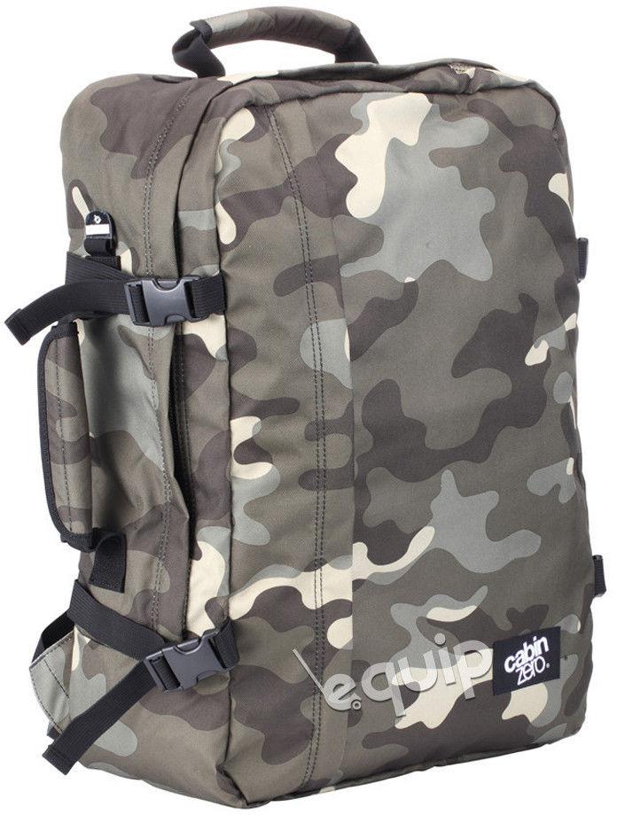 Plecak torba podręczna CabinZero 44 l - urban camo - urban camo