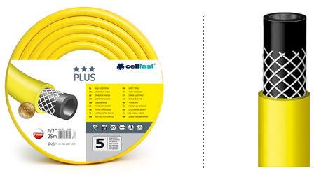 """Wąż ogrodowy CELLFAST PLUS 3/4"""" - 25mb"""