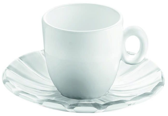 Guzzini - grace - kpl. 2 filiżanek espresso
