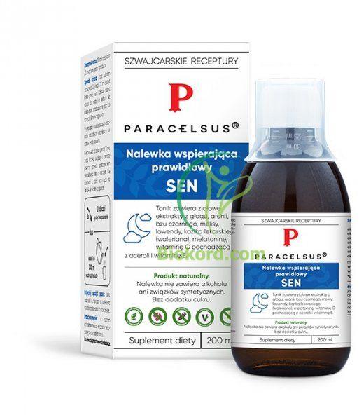 Nalewka Paracelsusa: Prawidłowy Sen, 200ml
