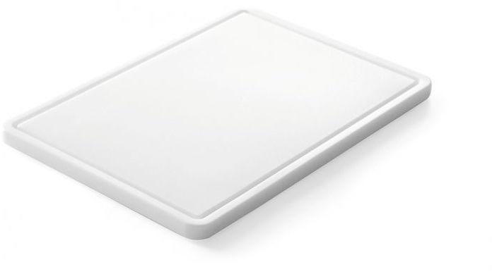 Deska z polietylenu biała uniwersalna