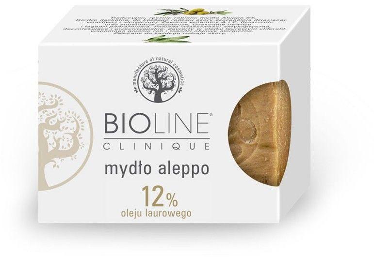 Mydło aleppo 12% 200g Bioline