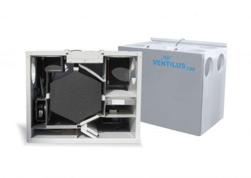 Rekuperatory VENTILUS 290 SE Q1