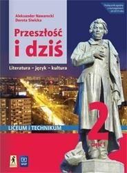 Przeszłość i dziś 2. Język polski. Liceum i technikum. Podręcznik. Część 1 - Opracowanie zbiorowe