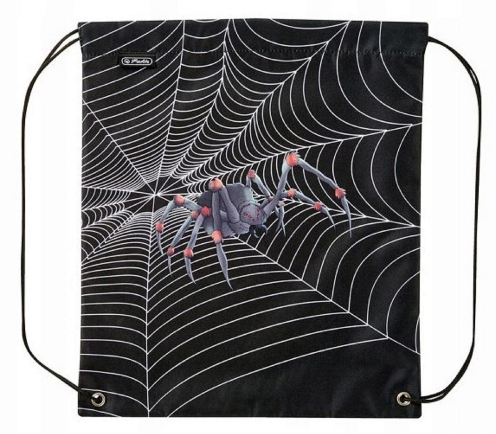 Worek szkolny na obuwie Herlitz Spider pająk