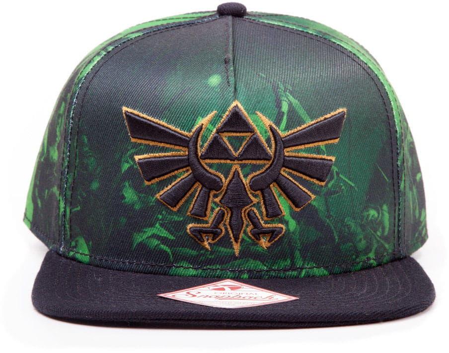 Czapka The Legend of Zelda - Hyrule Crest