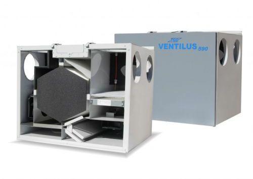 Rekuperatory VENTILUS 590 SE Q1