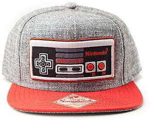 Czapka Nintendo - NES controller