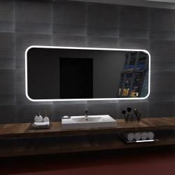 Lustro LED OSAKA 120x80cm.