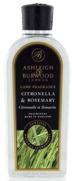 Olejek do lampy zapachowej - Citronella & Rosemary - Citronella z Rozmarynem 500ml