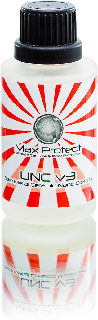Max Protect Ultimate Nano Coat UNC-v3 powłoka do metali i chromów 30ml