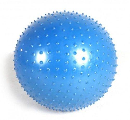 Piłka rehabilitacyjna masująca 65 cm