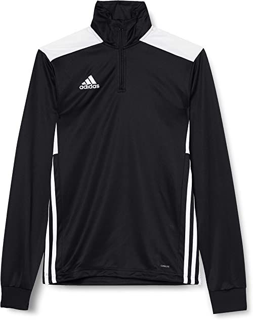 adidas Męska bluza REGI18 TR TOP, czarna/biała, XS