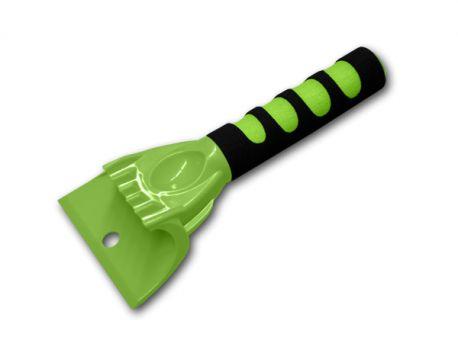 Skrobaczka do szyb ICE1443 9,5 cm zielona BRADAS 6838