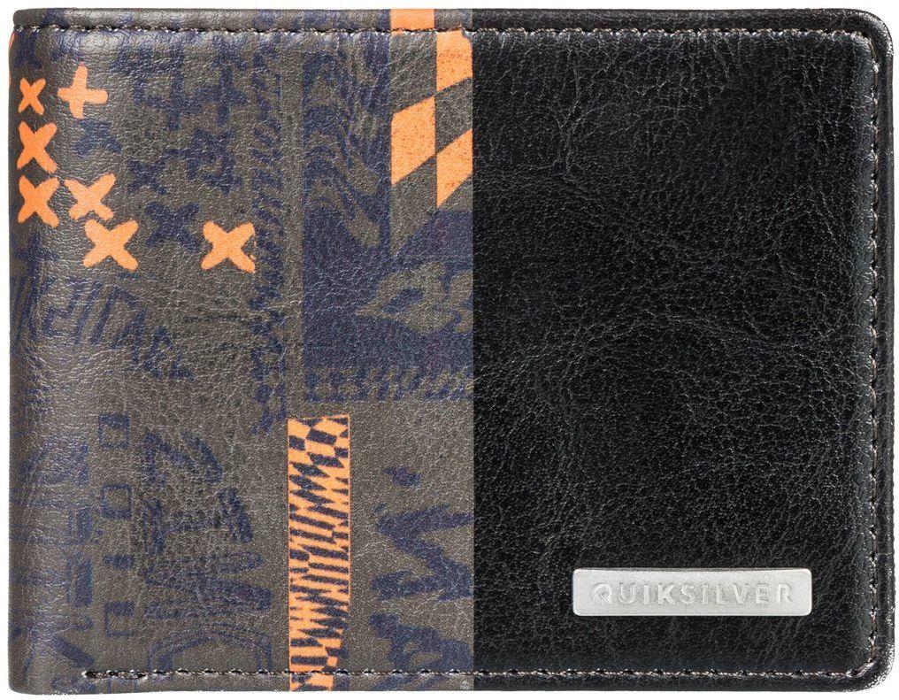 portfel dziecięcy QUIKSILVER YOUTH FRESHNESS WALLET Flame Orange - NKP0