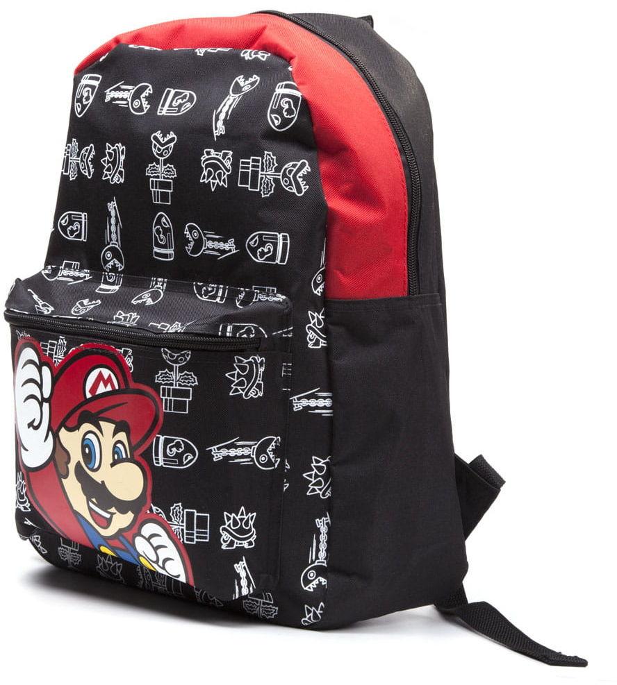 Plecak Super Mario - Mario