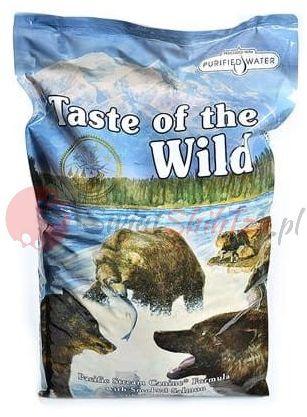 Taste of the Wild Pacific Stream Canine karma z łososiem 2kg