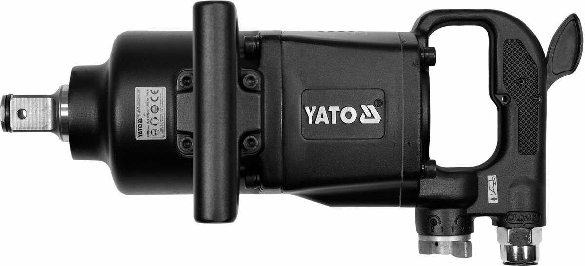 """Klucz udarowy 1"""", 2600 nm, krótki Yato YT-0959 - ZYSKAJ RABAT 30 ZŁ"""