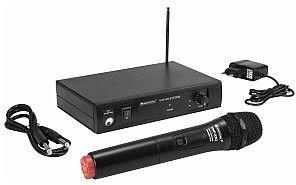 OMNITRONIC VHF-101 Mikrofon bezprzewodowy 215.85MHz