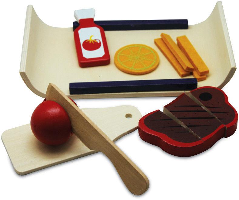 Playme - Deska ze stekiem do krojenia na rzepy KDK1182