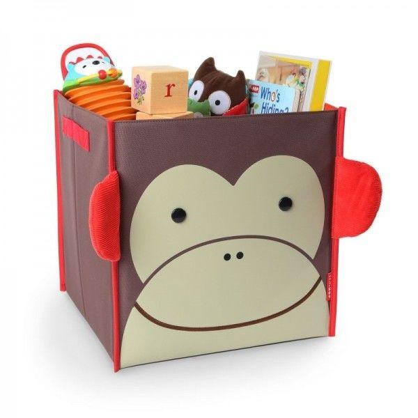 Skip hop - Pudełko na Zabawki zoo Małpa