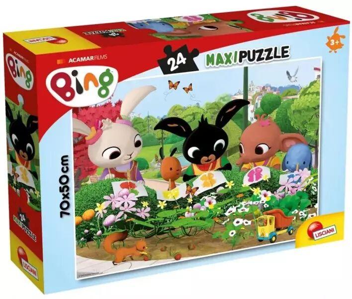 Puzzle Maxi Bing 24 Podziwiajmy naturę - DANTE