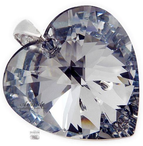 SWAROVSKI NASZYJNIK duży kryształ 28mm COMET