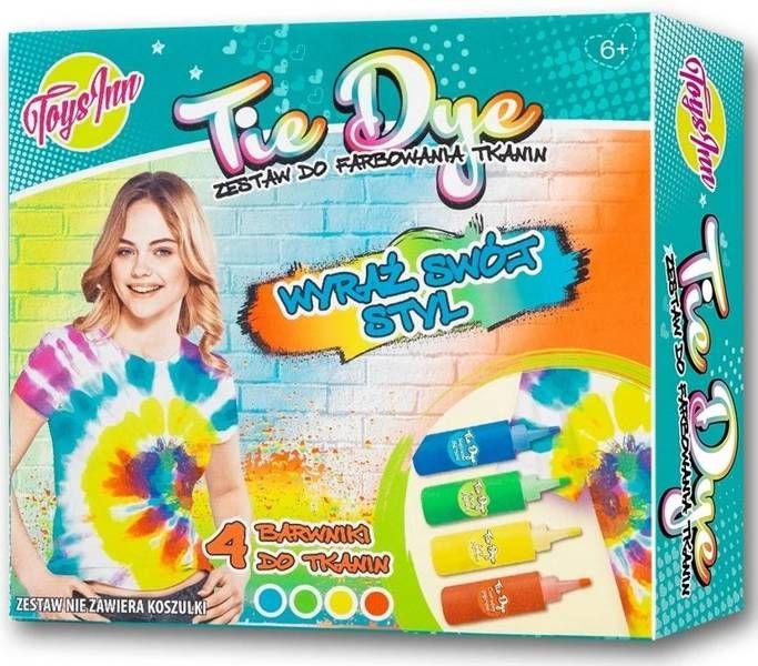 Zestaw Tie Dye Basic STnux