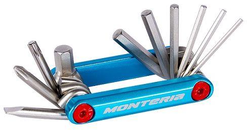 Klucze rowerowe Monteria BT-337 zestaw