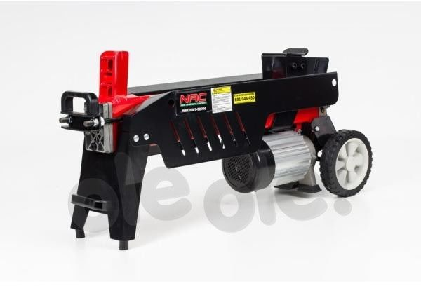 Elektryczna łuparka do drewna NAC WSE200-7-52L-NH