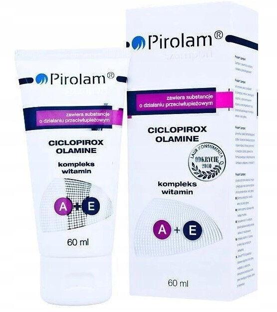 PIROLAM Szampon przeciwłupieżowy 60 ml