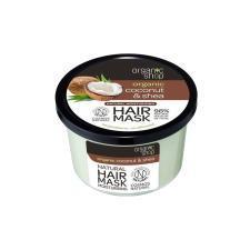 Maska do włosów nawilżająca Miękkość i pobudzenie 250 ml Organic Shop