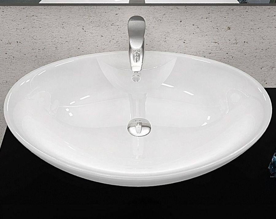 Umywalka ceramiczna 64 Rosa Rea (REA-00692)
