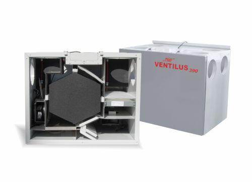 Rekuperatory VENTILUS 390 SE HR Q1