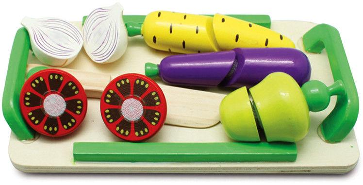 Playme - Deska z warzywami do krojenia na rzepy KDK1351