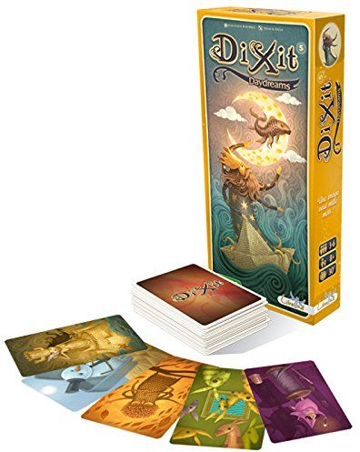 Asterion 8004  Dixit 5 Daydreams