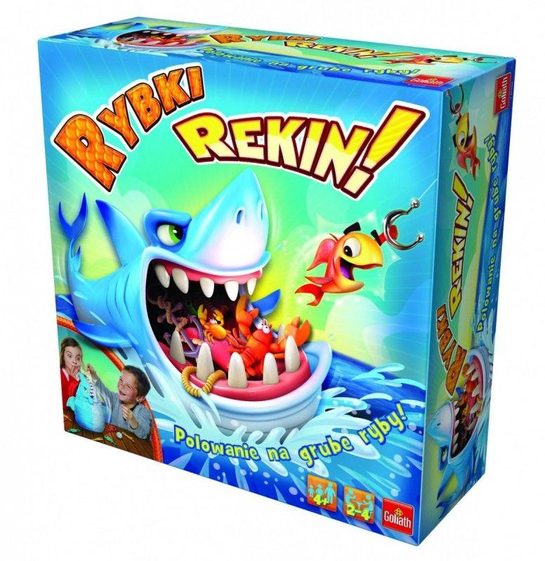 Gra Rybki Rekin (GXP-646002)