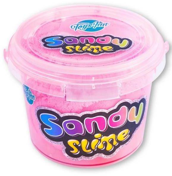 Sandy Silme wiaderko 300g różowy STnux