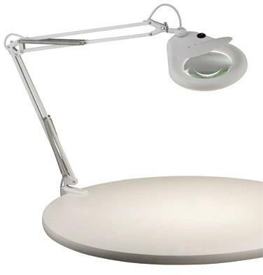 Lampa stołowa FAGERNES z powiększającym szkłem 100852 - Markslojd  Sprawdź kupony i rabaty w koszyku  Zamów tel  533-810-034