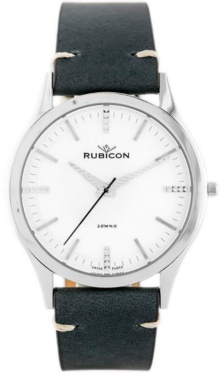 ZEGAREK MĘSKI RUBICON RNCE06 (zr096a)