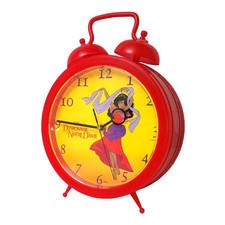 Zegar kwarcowy w kształcie budzika #1