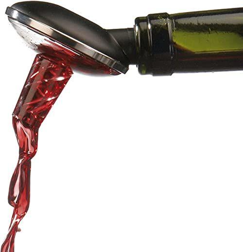 OxyTwister Nasadka do aeratora wina dla lepszego smaku wina