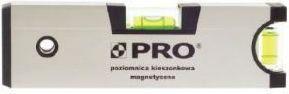 Poziomica kieszonkowa magnetyczna 170 mm PRO