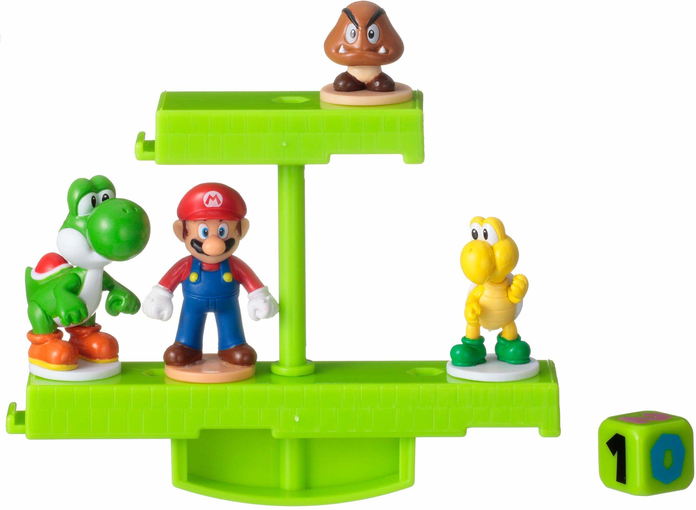 EPOCH Games Super Mario  7358 Balancing Game Ground Stage