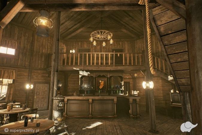 "Escape room ""Saloon"" Warszawa"