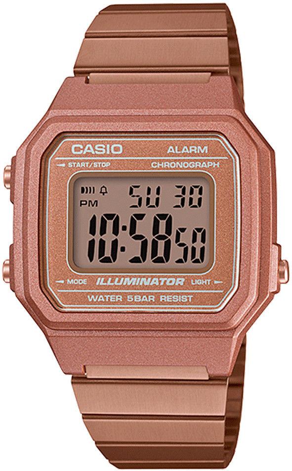 Zegarek Casio B650WC-5AEF - CENA DO NEGOCJACJI - DOSTAWA DHL GRATIS, KUPUJ BEZ RYZYKA - 100 dni na zwrot, możliwość wygrawerowania dowolnego tekstu.