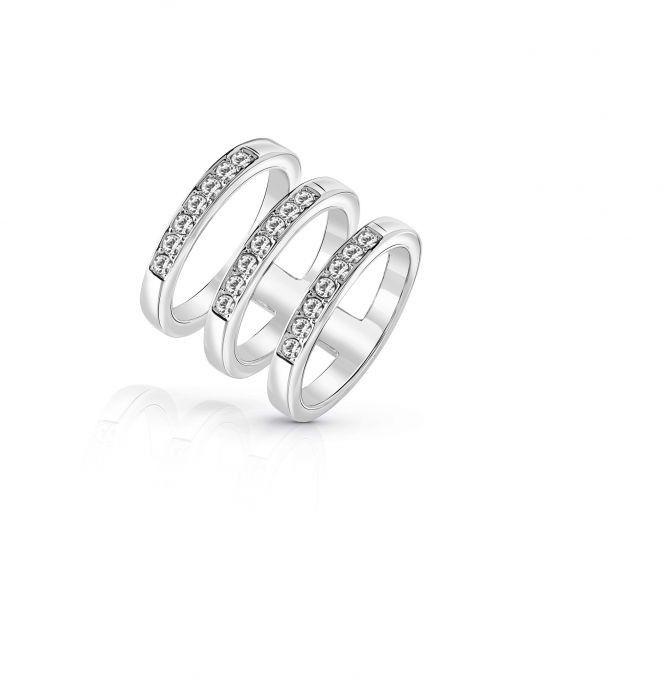Biżuteria damska Guess Jewellery G Colors Ring Size O.5 UBR84036-56
