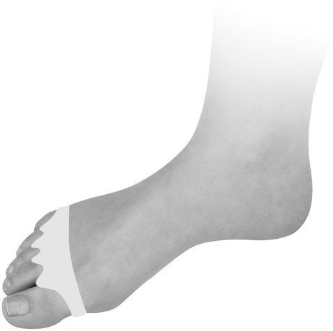 Separator ochronny na wszystkie palce stopy (separator lux)