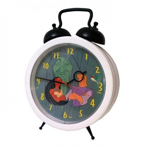 Zegar kwarcowy w kształcie budzika #2