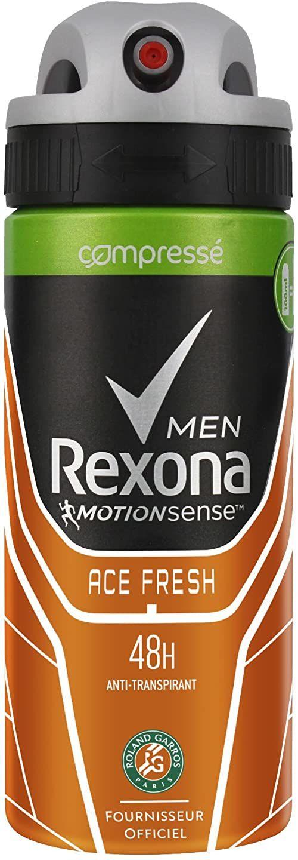 Rexona Ace Fresh dezodorant skompresowany, dla mężczyzn, 100 ml, 3 sztuki